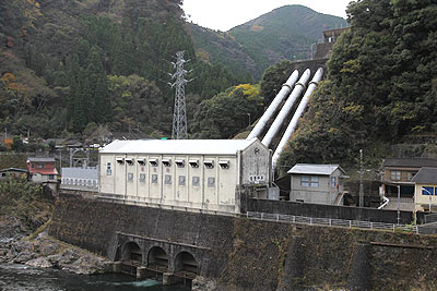 五ヶ瀬川発電所