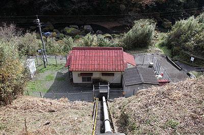 下滝下発電所