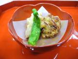 精進料理・天ぷら