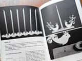 ドイツのハンドクラフト本 Holzspane Dekorativ
