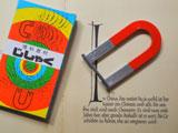 レトロパッケージ 理科の磁石