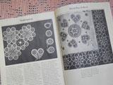 1977年DDR白糸刺繍 Weissstickerei