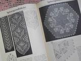 1980年DDRかぎ針編み Haekeln