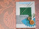 1980年DDR棒針かぎ針編み Grundmuster Stricken/Haekeln