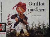 970年 Guillot le musicien / 絵:RENE HAUSMAN