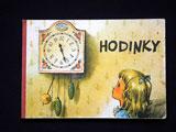 チェコの絵本 1966年 HODINKY