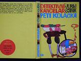 fromチェコ 1972年 Detektivni kancelar Peti Kolacka