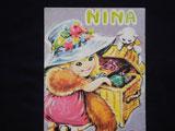 fromフィンランド NINA 古い絵本