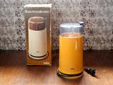 BRAUN AROMATIC KSM2 コーヒーミル(黄)