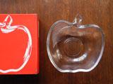 SOGA りんごのガラスボウル