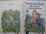 1979年 チェコの絵本 VONICKA