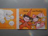 1980年 ドイツ語絵本 Karli und Pauline