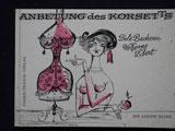 ドイツ語絵本 Anbetung des Korsetts