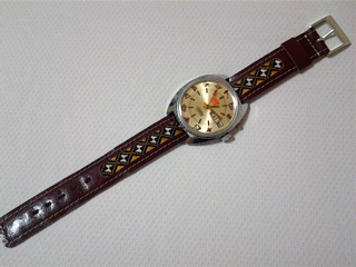 旧ソ連のヴィンテージ時計