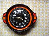 fromドイツ Selva 食器のような陶器時計