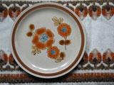 Cupboard Craft, Chili ストーンウェア大皿 φ26.8cm