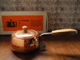スイス STOCKLI 未使用の銅製片手鍋