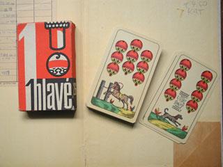 アヴァンギャルドなパッケージのカード(32枚入)