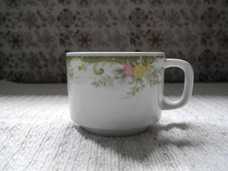 ROKKO 春色の花のマグカップ