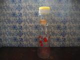 赤い風船モチーフの冷茶ポット(ペイントロスあり)