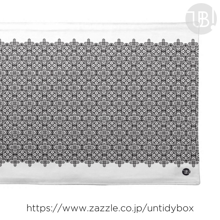 �������ޥå�/Plate mat Untidybox