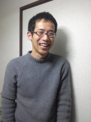 成田泰士さん