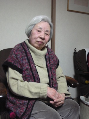 山下満智子さん