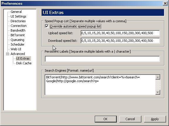 BitTorrent 6.1