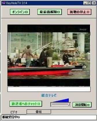 KeyHoleTV(キーホールTV)