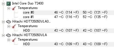 CPU温度