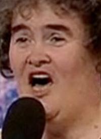 英国歌姫Susan Boyle スーザンボイルa