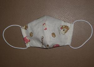ハンドメイド 子供用マスク