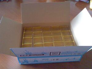 生チョコ20個