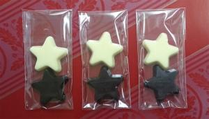 星のチョコレート小袋