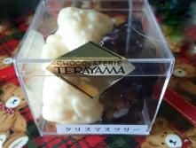 クリスマスツリー型ぷちケース