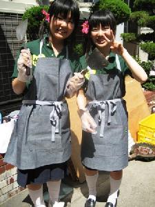 神辺旭高校文化祭