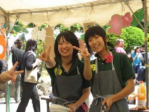 神辺旭高校文化祭2