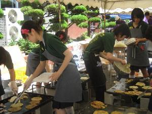 神辺旭高校文化祭3