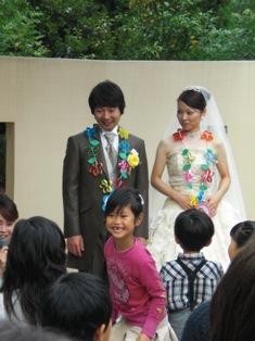 ヘイジくん結婚式