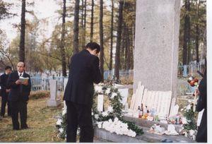 シベリアに祈る