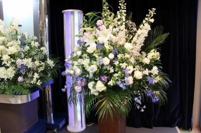 おしゃれ 家族葬 花 いわき市 小名浜の花屋 花国湘南台店