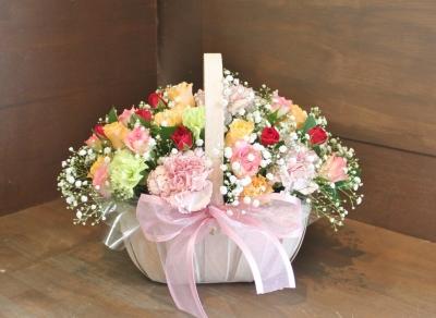 ペット、お供え、供養、葬儀、お花、いわき市 小名浜の花屋 花国湘南台店
