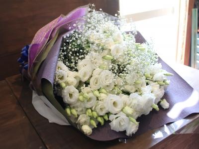 お供え、供養、葬儀、お花、いわき市 小名浜の花屋 花国湘南台店
