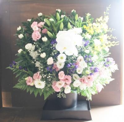 枕花、 お供え、供養、葬儀、お花、いわき市 小名浜の花屋 花国湘南台店