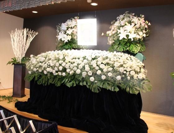 いわき市 花国 お花の画像 お供え 家族葬 お悔み