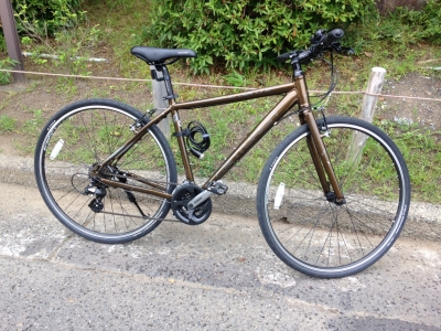ニューマイ自転車