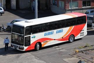 神戸行きシャトルバス
