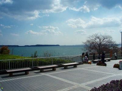 岐阜へ行ってきました  浜名湖 �