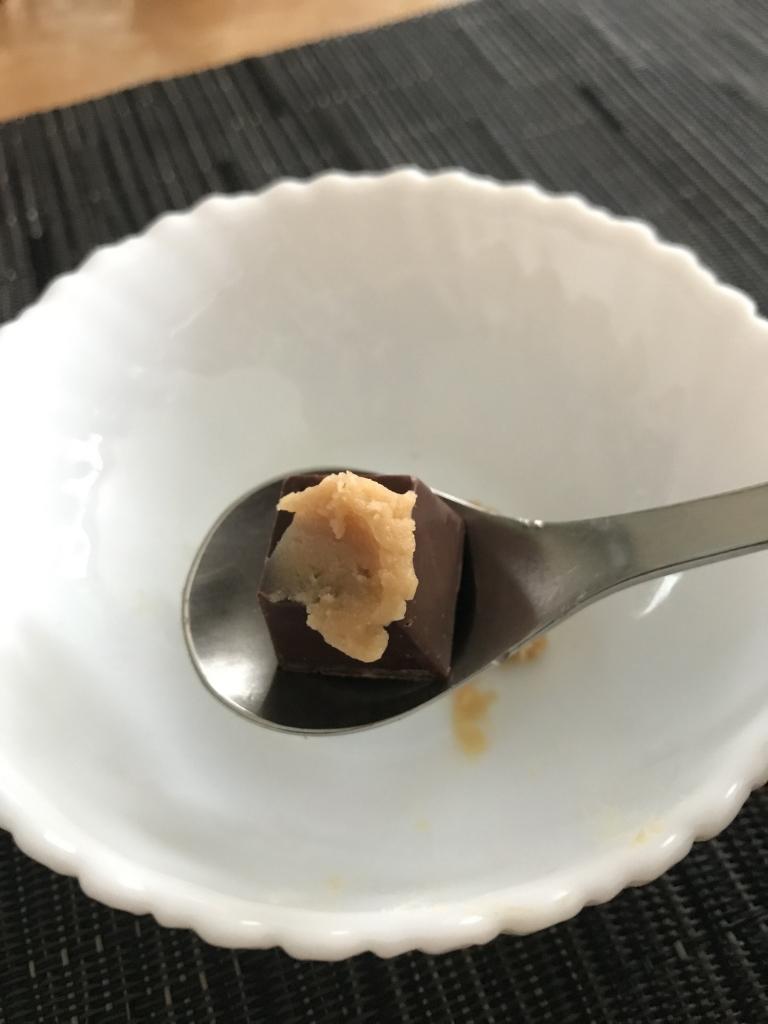 味噌チョコ 実食
