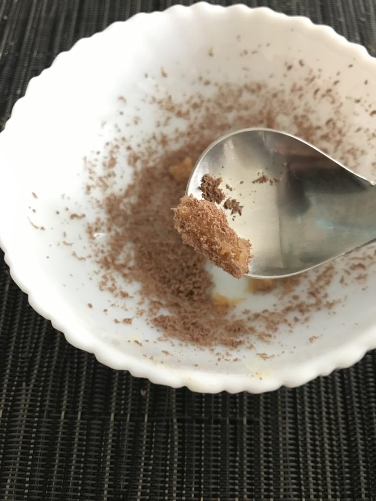 味噌チョコふりかけ 実食